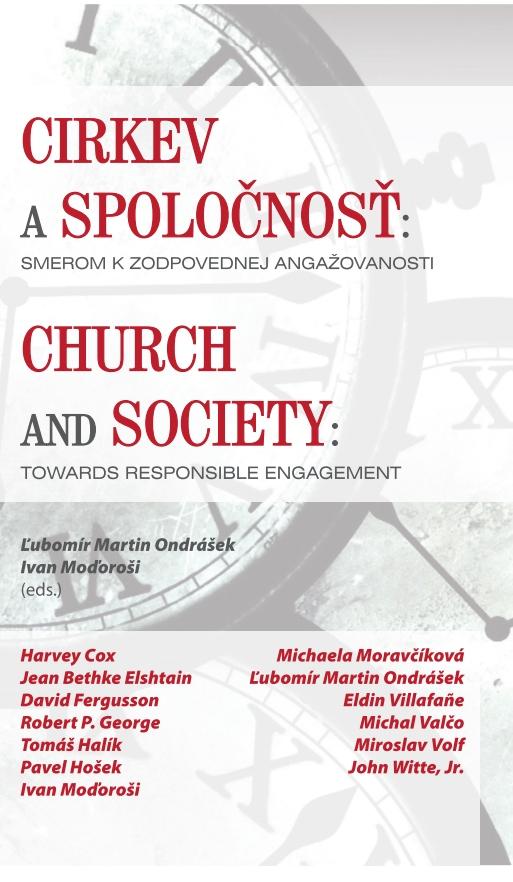 Kniha, Cirkev a spolocnost,2015