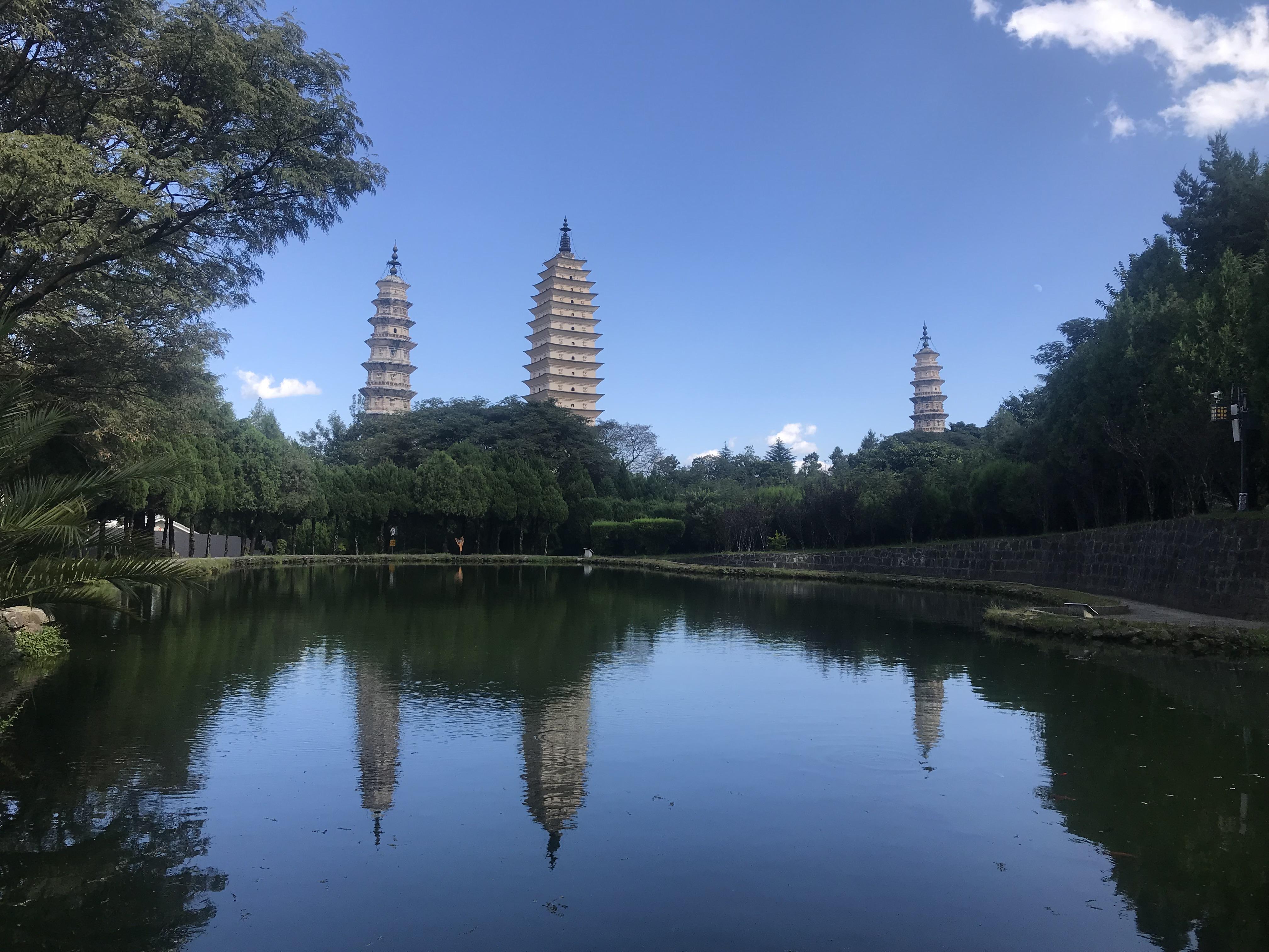 pagody